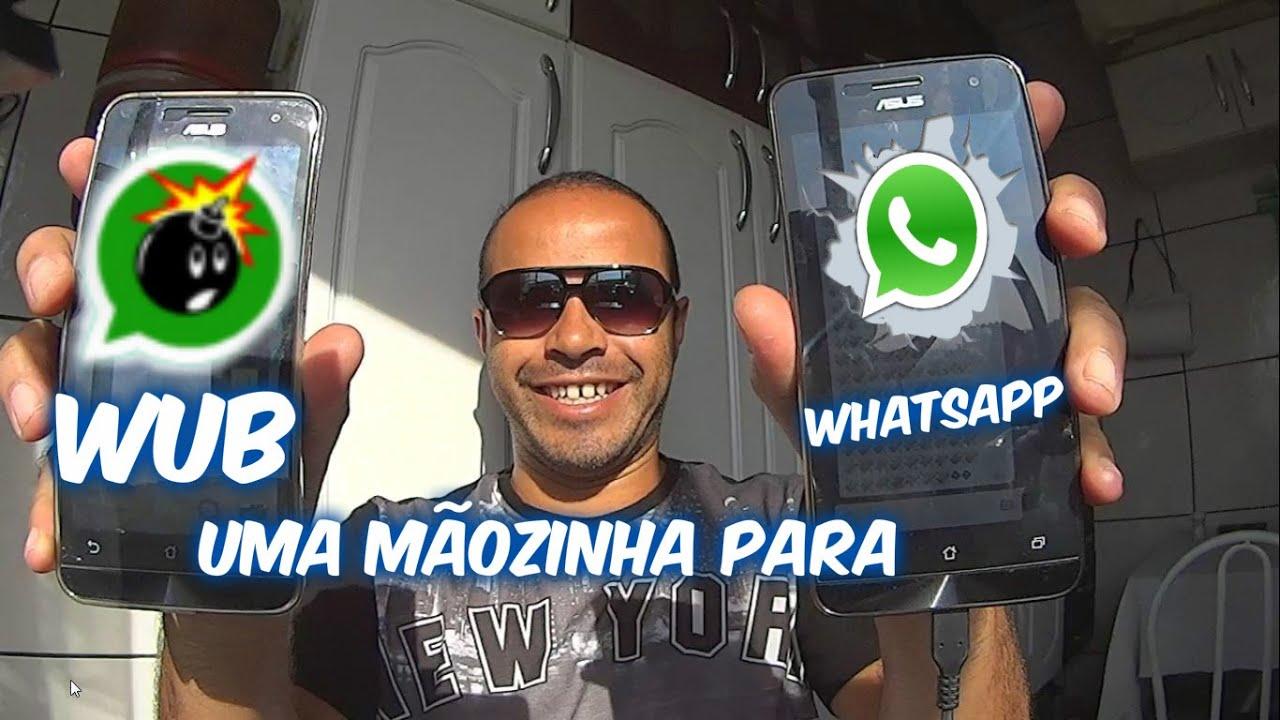 Download Whatsapp Mais Wub  app Android R2