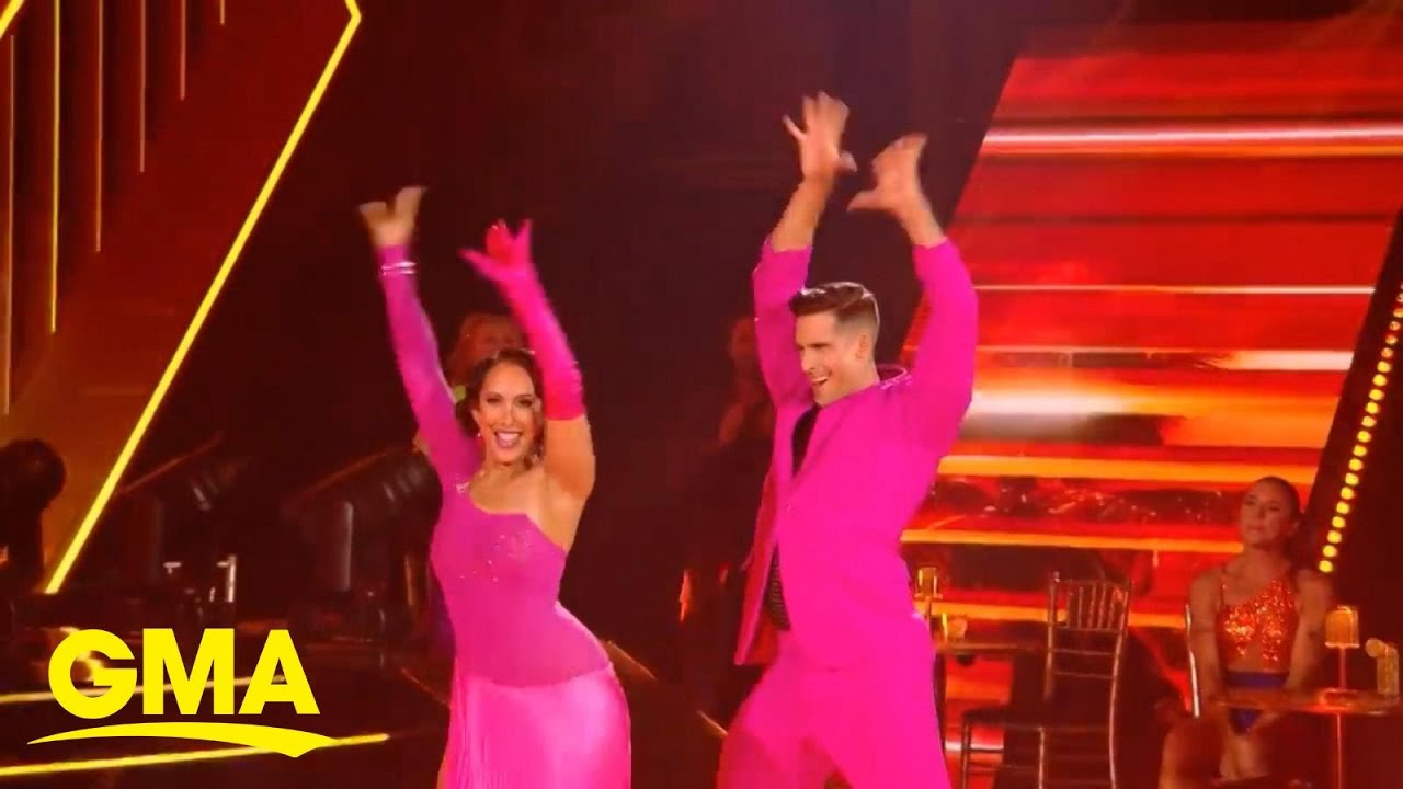 """""""Dancing with the Stars"""" pro Cheryl Burke tests positive for COVID-19"""