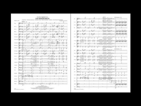 Soundtrack Highlights from Les Misérables arr. Jay Bocook
