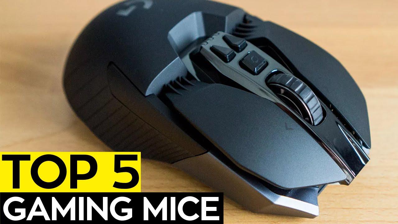 best pc gaming mice