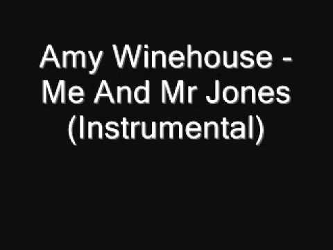 Amy Winehouse - Me And Mr Jones (Instrumental) [Download]