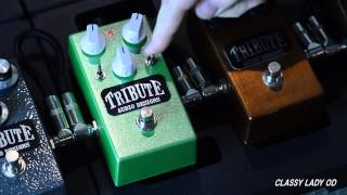 Classy Lady Overdrive - Tribute Audio Designs