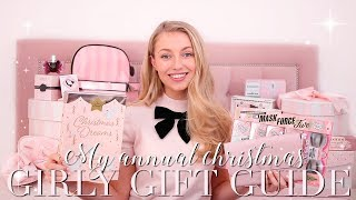 My Annual Girly Christmas Gift Guide 2018! My biggest yet! ~ Freddy My Love