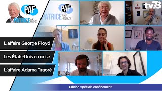 PAF – Patrice Carmouze and Friends – Spéciale confinée – 5 juin 2020