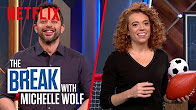 The Break with Michelle Wolf | FULL EPISODE - Perfect Sports | Netflix - Продолжительность: 23 минуты