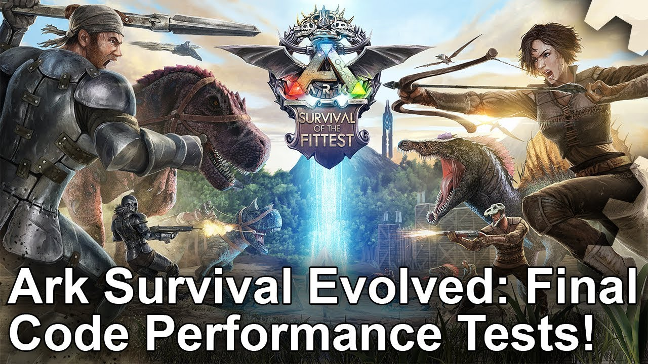 ARK: Survival Evolved's Performance Issues Remain After Its