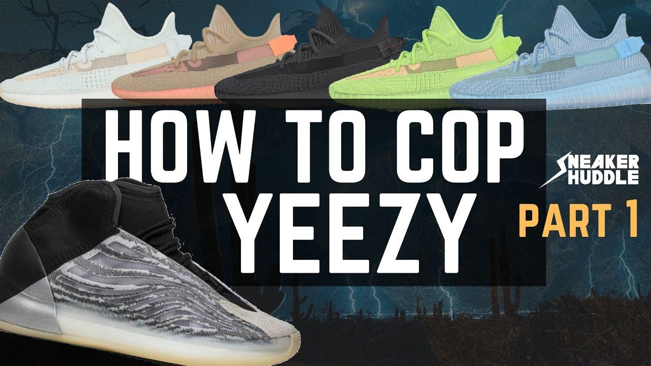 ANY Yeezy Adidas \u0026 Yeezy Supply Buy