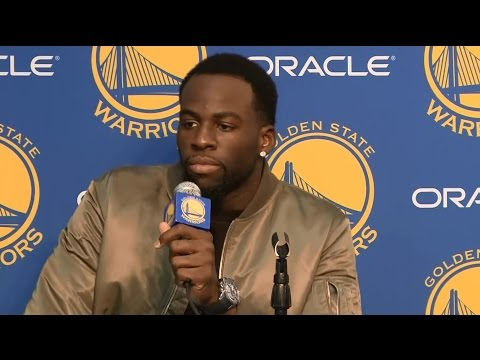 "IT""S A RIVALRY: Warriors Star Draymond Green Leaves Little Doubt About How He Feels About The Cavs"