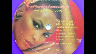 The players association - The Get-Down Mellow Sound (1980) vinyl