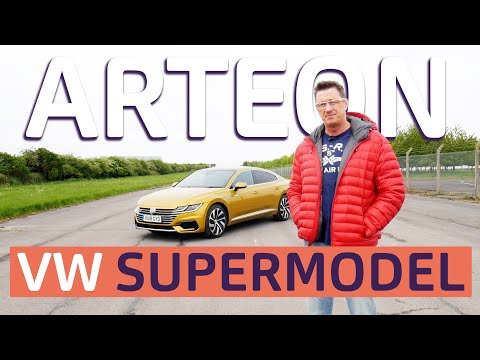 Volkswagen Arteon | Reviewed | AMAZING Tesla-beating automation tested
