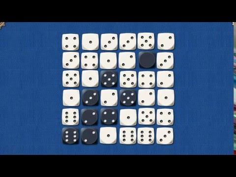 Игры разума/Mind Games Кости 2