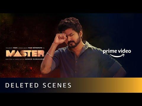 Master - Deleted Scene | Thalapathy Vijay, Vijay Sethupathi |Lokesh Kanagaraj |Amazon Prime Video