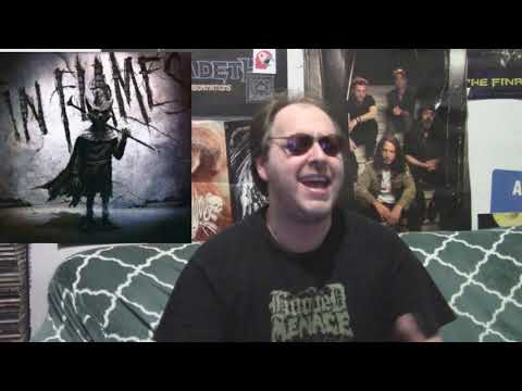 In Flames -  I, THE MASK Album Review
