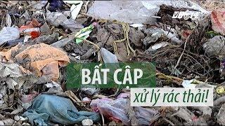 (VTC14)_ Bất cập xử lý rác thải
