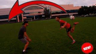 Футбольные финты. Обучение.