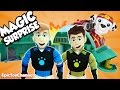 WILD KRATTS Surprise Toys Magic in Tortuga with Surprise Eggs Paw Patrol & Disney Cars Toys Surprise