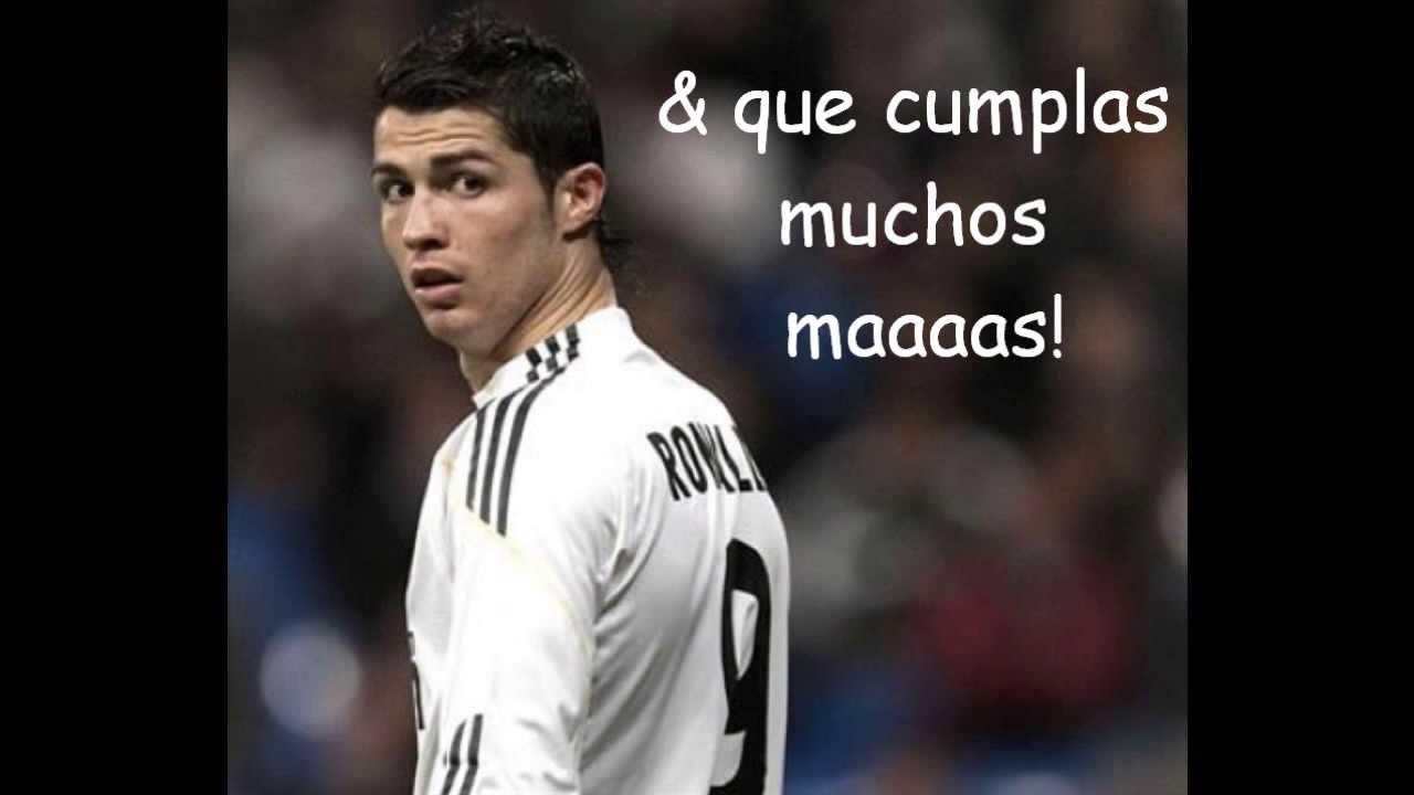 Cristiano Ronaldo Felicidades Campeon Youtube