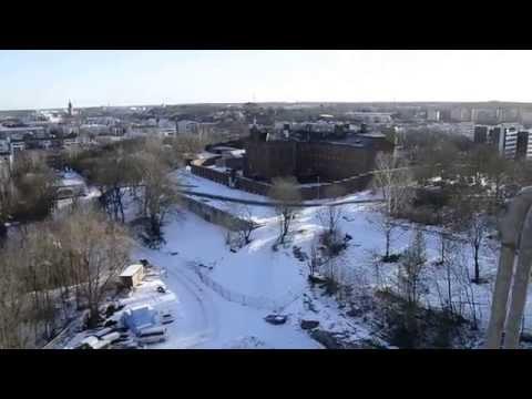 Turku Kakolanmäen huipulta