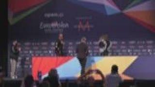 Flo Rida Helps San Marino Reach Eurovision Final