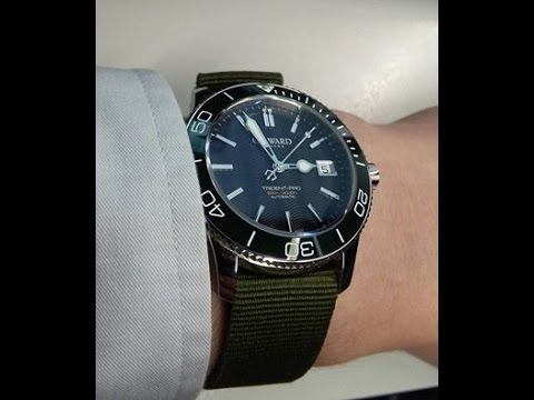 Christopher Ward Pro Leaving As Well?! #Drastic Measures. (SOLD).