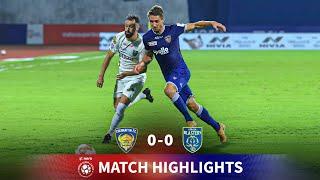 Highlights - Chennaiyin FC 0-0 Kerala Blasters - Match 11 | Hero ISL 2020-21