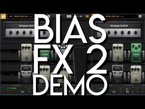 BIas FX 2 - New engine, new layout.  | SpectreSoundStudios DEMO