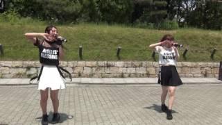 2016/05/15 12時30分~ 城天あいどるストリート Vol.8 大阪城公園 いの...