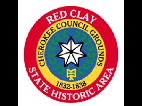 Red Clay Cherokee Cultural Celebration Bear Dance Aug  6th 2017