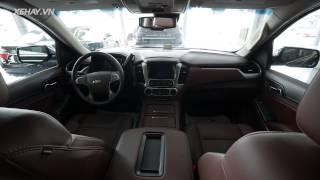 Chevrolet Suburban 2015 tại Hà Nội