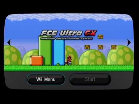 [TUTORIAL] How To Install The NES Emulator (FCE Ultra GX) On The Wii