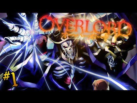 RAISING THE DEAD! | Overlord RPG (Minecraft Anime RPG Server) | Episode 1