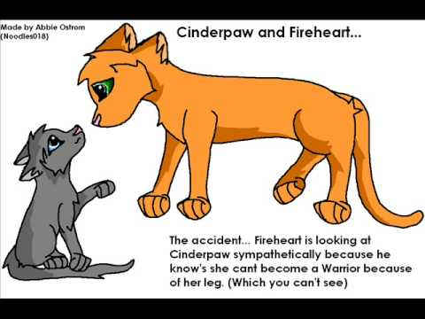 Warrior Cats Character Sheet