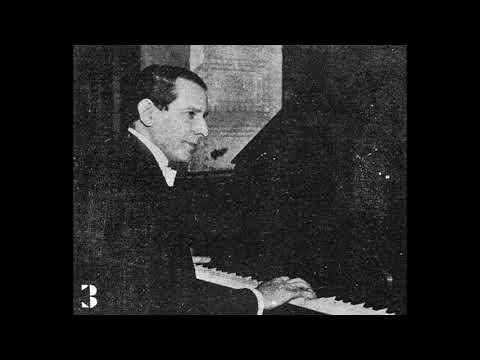 Leo Sirota, piano - Chopin - Mazurka No. 35 in C minor, Op. 56 No. 3