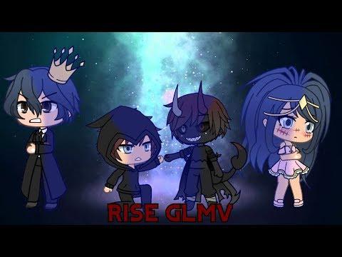 Rise - Gacha Life Music Video (League of Legends)