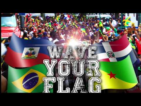 JAHYANAI KING   WAVE YOUR FLAG ( SOCA 2K14 )