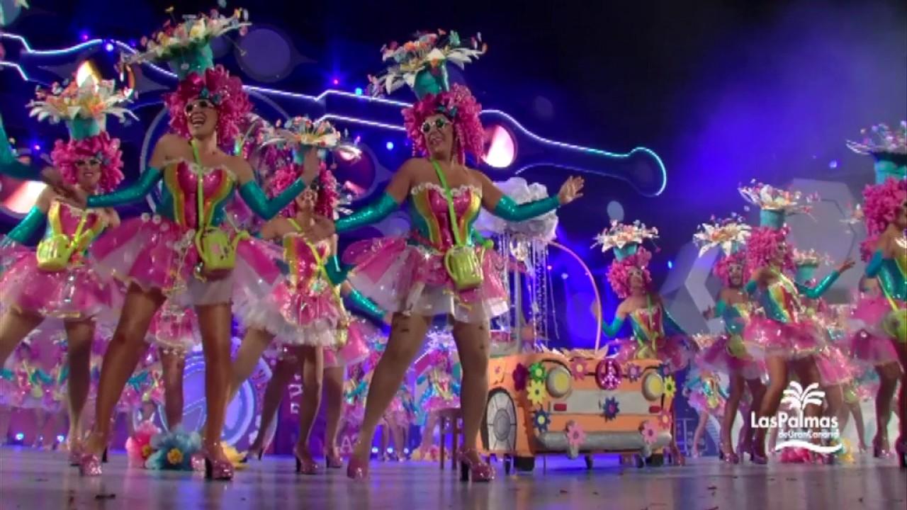 Concurso de disfraces en el carnaval de la eterna - Disfraces carnaval original ...