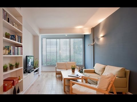 Refreshed 59 Square Meters Apartment In Tel Aviv Youtube