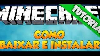 Como Baixar e Instalar Minecraft Pirata Todas As Versões Launcher