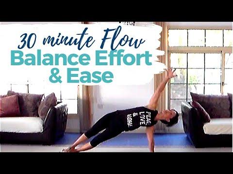feel good hatha yoga 30 min beginnerintermediate  youtube