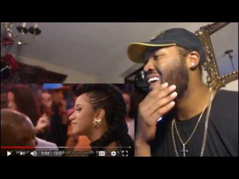 Cardi B's Shadiest Diva Moments - REACTION