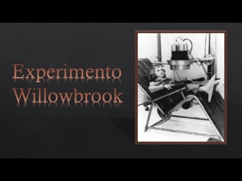 ''Experimento Willowbrook'' - YouTube
