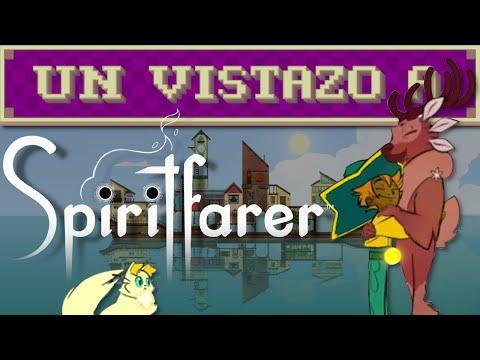 Un vistazo a SpiritFarer
