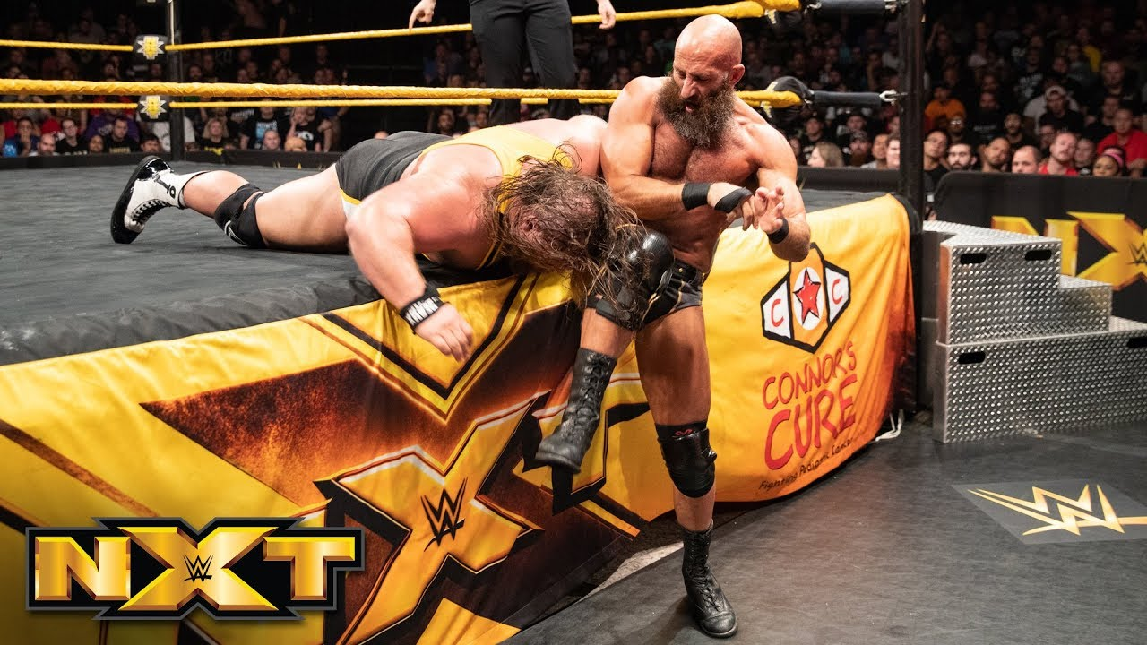 Otis Dozovic vs. Tommaso Ciampa: WWE NXT, Sept. 26, 2016