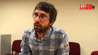 Le28.tv - Pieter ISAMBERT : Candidat élection municipale à ILLIERS COMBRAY