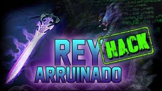 HACK LOL | REY ARRUINADO | INSTAKILL (BORK)