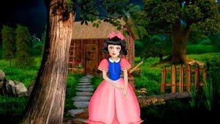 Blancanieves y los siete (7) enanitos. Video Cuento Infantil en Español thumbnail
