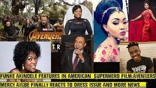 Funke Akindele In American Superhero Film; Avengers, Mercy Aigbe Finally Reacts To Dress Issue