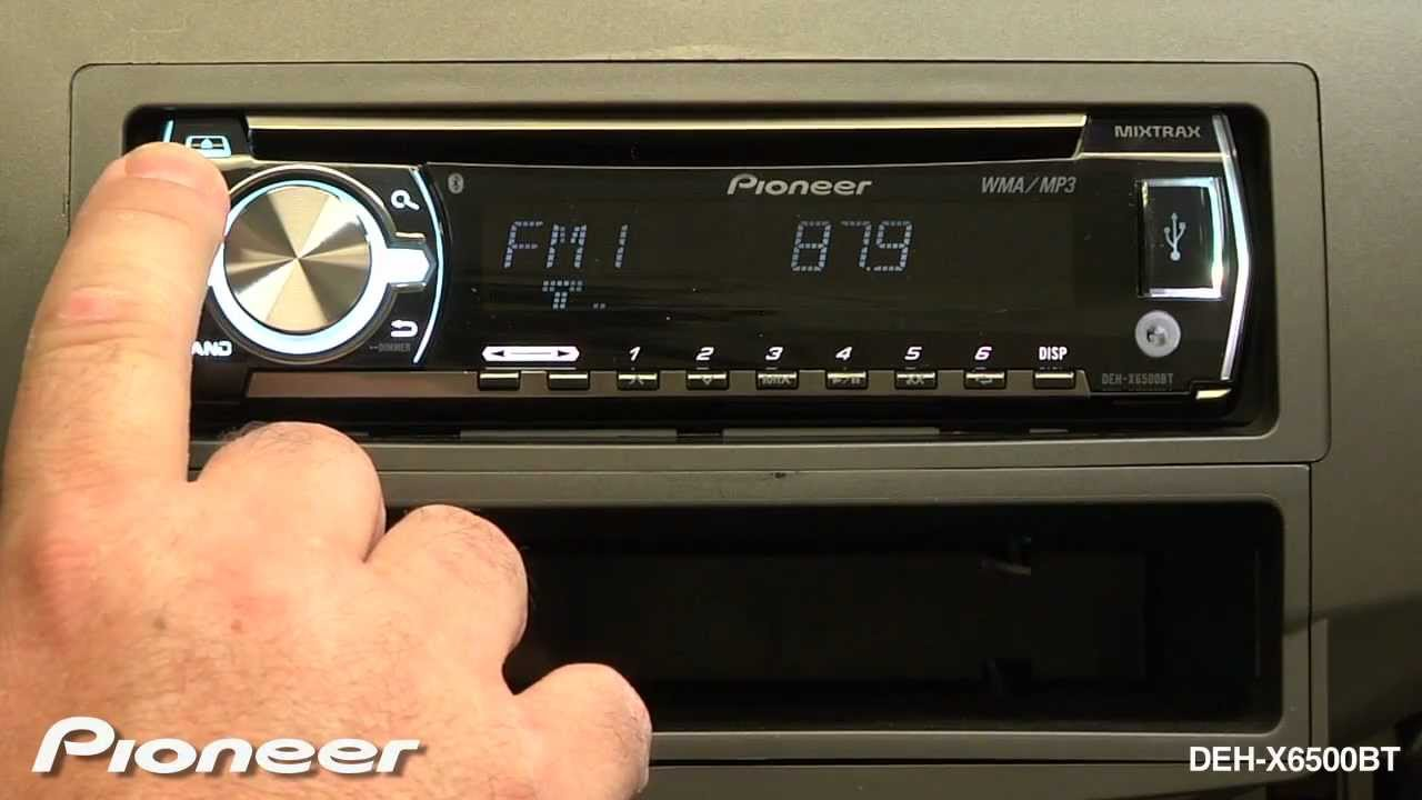car audio wiring pioneer deh p980bt [ 1280 x 720 Pixel ]