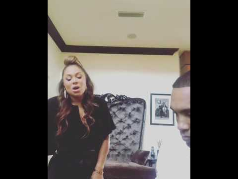 Tamia & Grant Hill Cover Rihanna