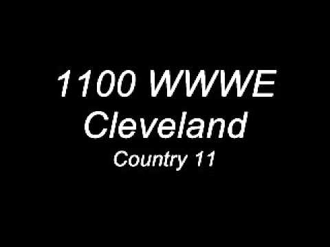 1100 WWWE Cleveland Country 11